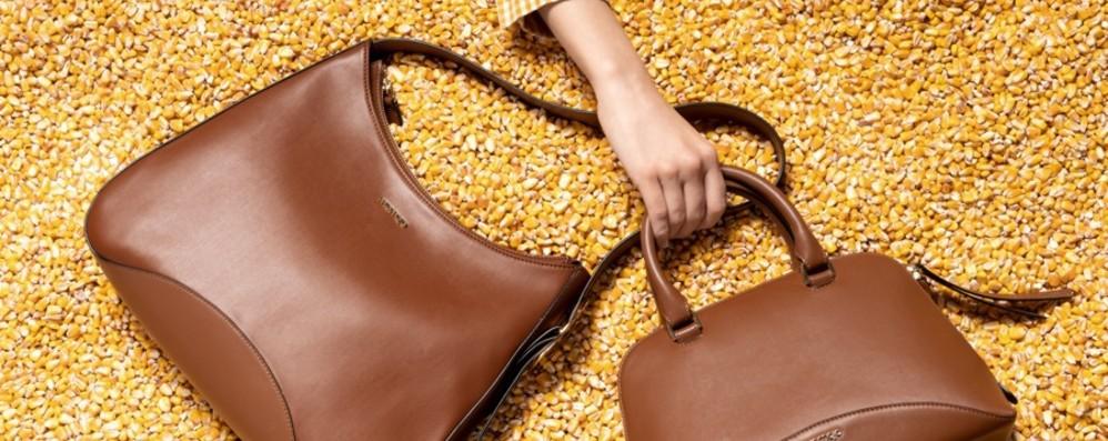 Dopo la pelle a base di cactus e mele, con Miomojo borse fatte dal mais