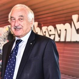 Esempio di eccellenza nell'economia, il Premio Parete 2021 a Alberto Bombassei