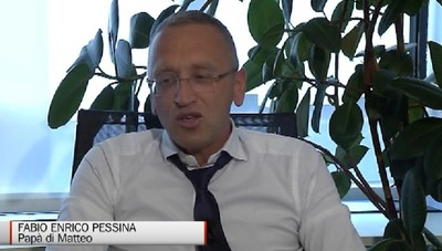 Europei, l'intervista al papà di Matteo Pessina