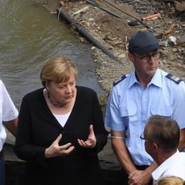 Germania, i verdi risucchiati dal diluvio