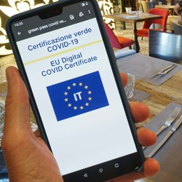 Green pass, un'app per i controlli: ecco come funziona e chi può usarla