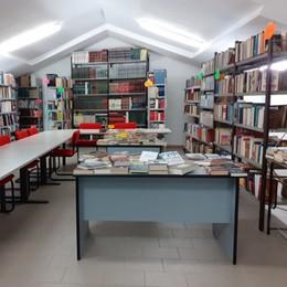 Il Centro Biblioteca di Vedeseta festeggia 50 anni di attività