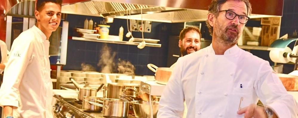 Il giovane chef che fa ingolosire i vip. «Grazie ai segreti di nonna»