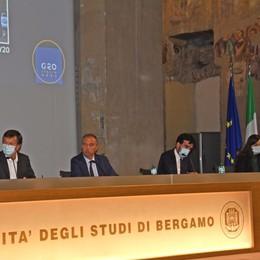 Il summit dei giovani a Bergamo: «Costruire un mondo sostenibile e inclusivo»