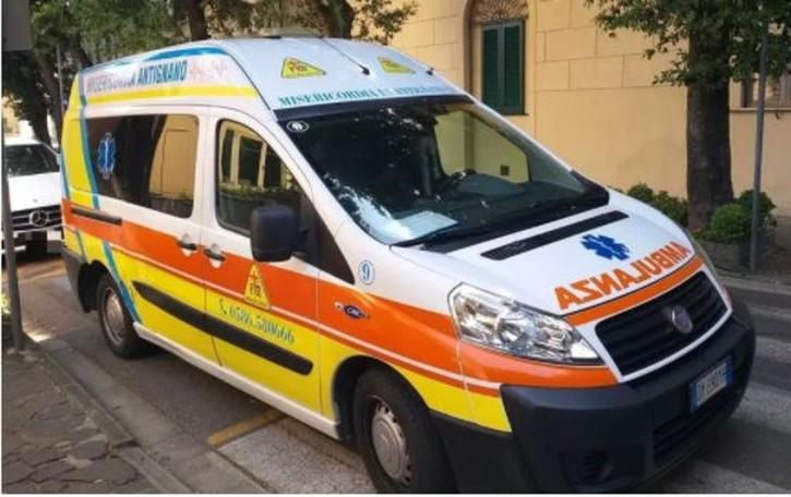 Incidente in moto in Sardegna: bergamasco soccorso sul porto dopo lo sbarco