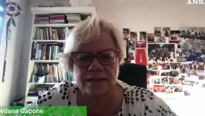 Intervista a Loredana Capone, presidente del Consiglio regionale pugliese