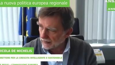 Intervista a Nicola De Michelis
