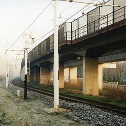 La città che cambia nelle foto di Guidi: gli scatti in mostra ad Astino