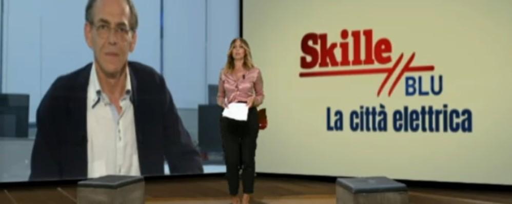 La «città elettrica» su Bergamo Tv e L'Eco Facebook - Video