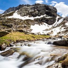 La meraviglia delle cascate