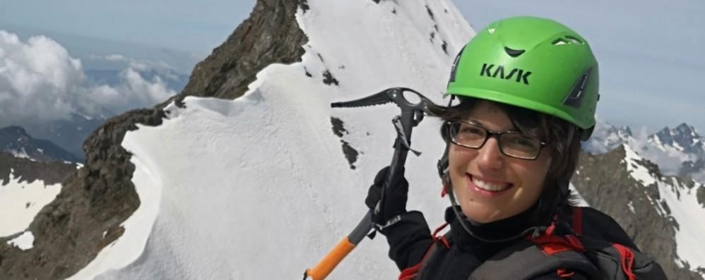 La tragedia sul Gran Zebrù, lacrime per Sandra: «Amava la vita e l'avventura»