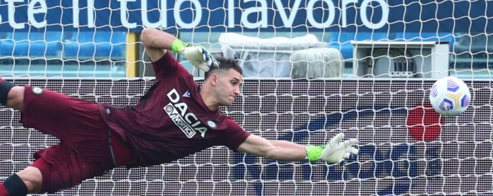L'Atalanta acquista dall'Udinese  il portiere Juan Musso, argentino classe '94