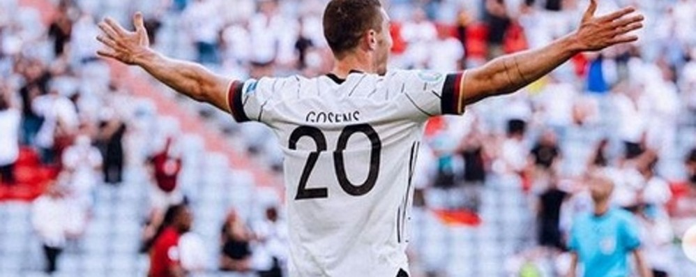 L'atalantino Gosens «Man of the Match Uefa»: vale la pena sognare. L'Atalanta esulta