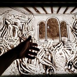 """""""Le vie di sabbia e luce"""". Un museo a cielo aperto grande come un paese"""