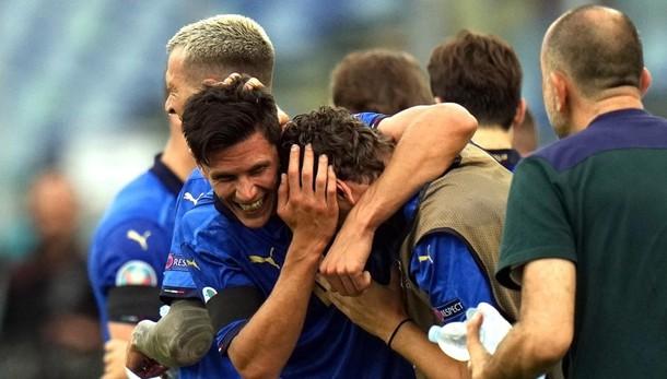 L'Italia batte il Galles 1-0: il gol dell'atalantino Pessina fa sognare. «È stata la mia partita perfetta»