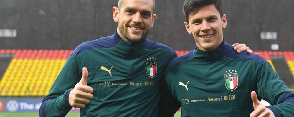 L'Italia di Mancini è pronta, venerdì sera iniziano gli Europei. In squadra Toloi e Pessina