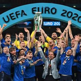 L'Italia è campione d'Europa, esplode la gioia dei bergamaschi