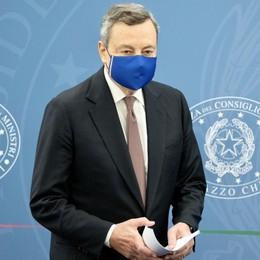 Lotta al Covid e giustizia, Draghi tira dritto