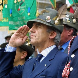Lutto nelle Penne nere: è morto Beppe Parazzini, presidente emerito dell'Ana