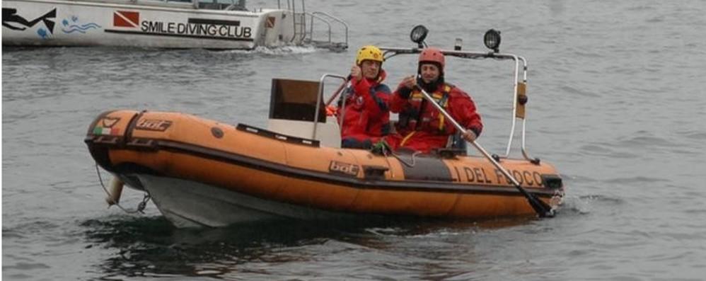 Maltempo sul lago d'Iseo: due persone soccorse in acqua