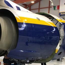 Manutenzione aerei, Seas apre una nuova base a Torino