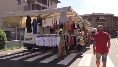 Mercato di Albano: cresce la protesta