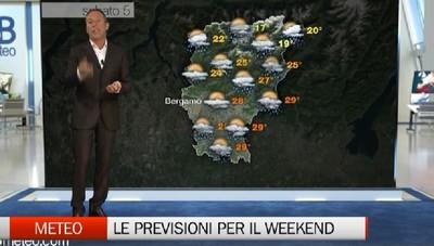 Meteo, le previsioni per il weekend