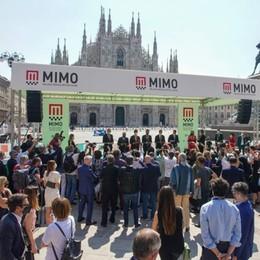 Mimo, passeggiare nel centro di Milano tra novità e anteprime dell'auto