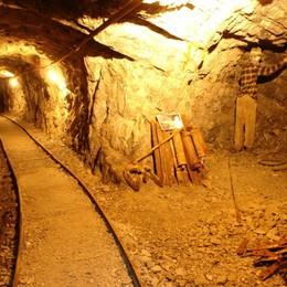Miniere dismesse, in arrivo fondi dalla Regione a Gorno, Oneta e Dossena