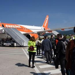 Nuove rotte easyJet da Bergamo: voli per Parigi e Amsterdam