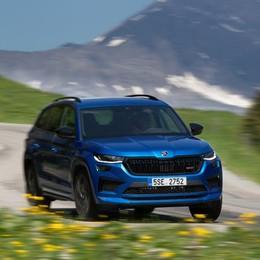 Nuovo Škoda Kodiaq arricchisce la gamma