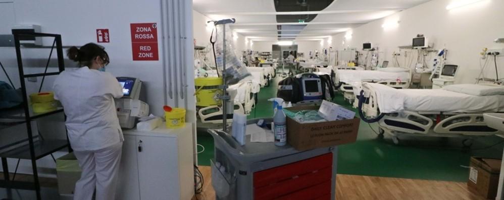 Ospedale in Fiera: «Curati 245 pazienti Covid. È stato un aiuto essenziale»