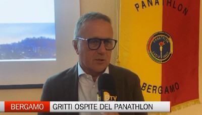 Panathlon Club, serata con Tullio Gritti viceallenatore dell'Atalanta
