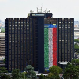 Poste Italiane, sulla bandiera    da record anche i volti di 10 bergamaschi