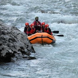 Rafting, hydrospeed, kayak e molto altro: le esperienze tra adrenalina, natura e divertimento alla scoperta di Bergamo