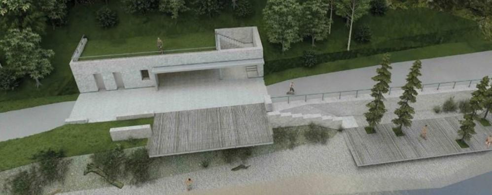 Riva di Solto, ecco come  far vivere il Bögn - Le foto del progetto