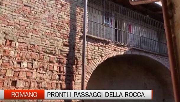 Romano di Lombardia: quasi pronti i camminamenti
