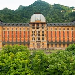 San Pellegrino: rinasce la fabbrica dei sogni del Grand Hotel