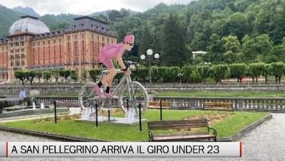 San Pellegrino Terme, martedì 8 giugno arriva il Giro d'Italia Under 23