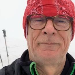 Scivola sull'Adamello e ferito si trascina  nella neve per 11 ore: «Ma ce l'ho fatta»