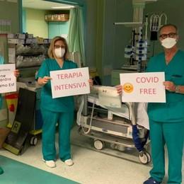 Seriate, la Terapia intensiva del Bolognini è Covid free: non succedeva da marzo