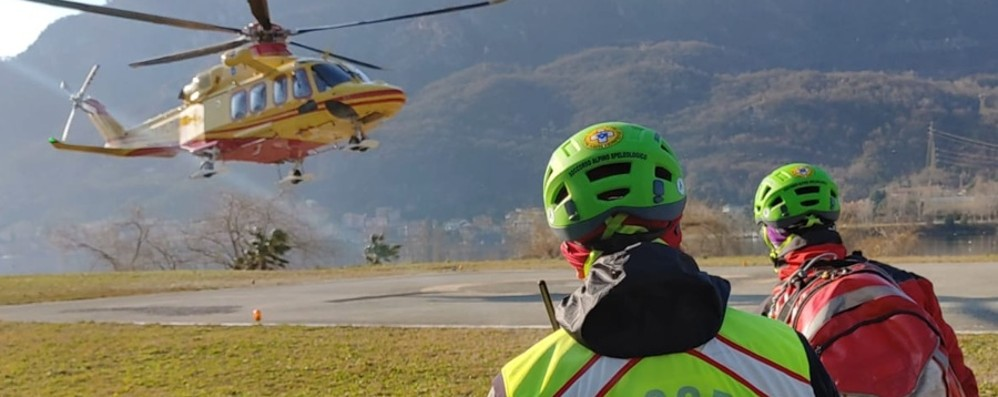 Si sente male in alta Val Brembana: muore milanese 67enne