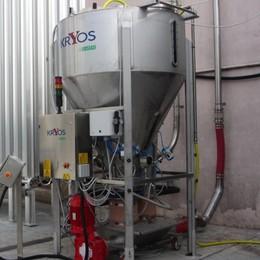 Siad entra in cantina: impianto per produrre vini senza uso di solfiti