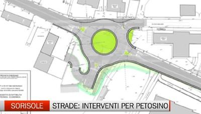 Sorisole: un progetto per la messa in sicurezza dell'entrata a Petosino