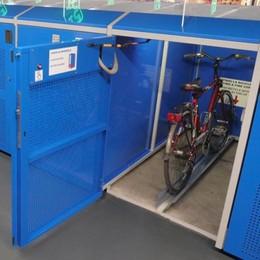 Stop ai furti di biciclette in strada, a Bergamo arrivano le «bike box»