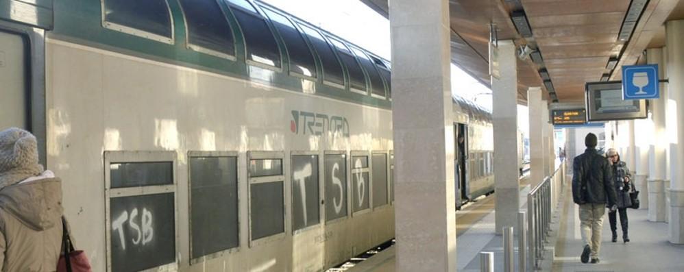 Sulla Bergamo-Brescia l'odissea dei controllori per riscuotere i biglietti - Il viaggio