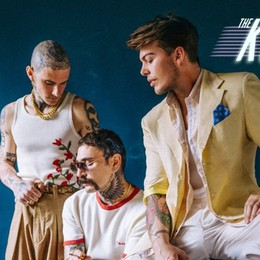 The Kolors, il 18 giugno il nuovo singolo, concerto al Lazzaretto - Il programma di Estate 2021