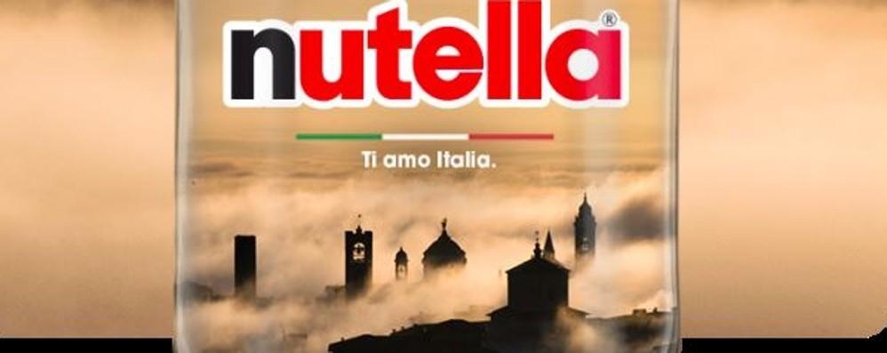 «Ti Amo Italia», Bergamo super votata: sarà sui vasetti della Nutella
