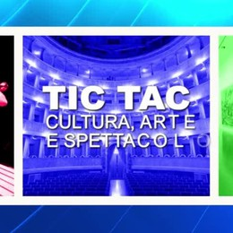 Tic Tac. Pillole di cultura e spettacolo. Nada la Polaresco e Danilo rea al Donizetti