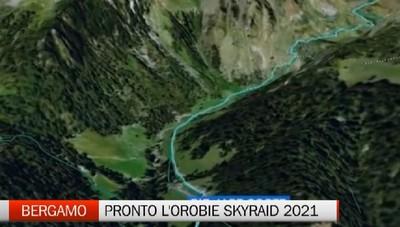 Torna l'Orobie Skyraid con una corsa da paura sulle nostre montagne